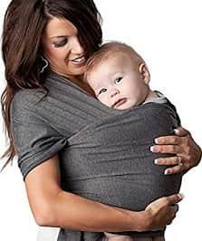Emopeak Baby Sling Carrier Baby Wrap