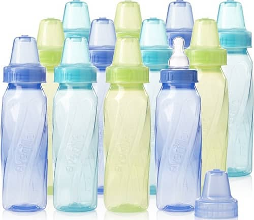 Evenflow Feeding Classic Twist Tinted Bottles