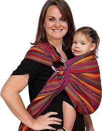 Maya Wrap Ring Sling Baby Carrier