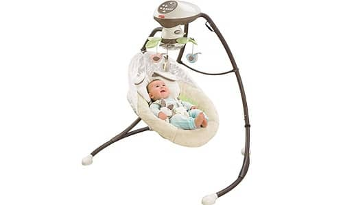 10 Best Baby Swings For Babies Toddlers 2021