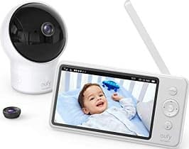 eufy SpaceView Video Baby Monitor