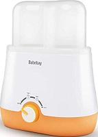 BabebayBaby Bottle Warmer & Bottle Sterilizer
