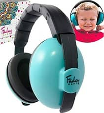 Fridaybaby Baby Ear Protection