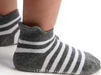 Aminson Anti-Slip Non-Skid Ankle Socks