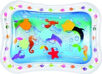 Hoovy inflatable baby water mat