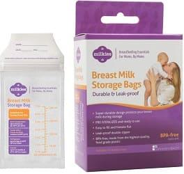 Milkies Breast Milk Storage Bags