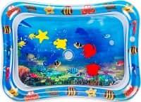 TIKTOK inflatable baby water mat