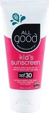 All Good Kids Sunscreen Lotion