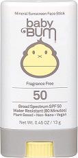 Baby Bum SPF 50 Sunscreen Face Stick