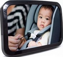 Baby and Mom Car Mirror