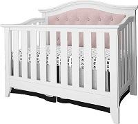 Belle Isle Furniture 4-in-1 Convertible Crib