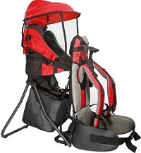 ClevrPlus cross country baby backpack hiking carrier