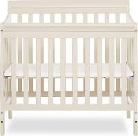 Dream On Me Aden Convertible 4-in-1 Mini Crib