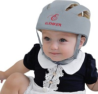 ELENKER Baby Adjustable Safety Helmet