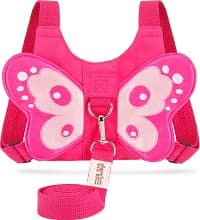 EPLAZA Baby Toddler Walking Safety Butterfly Belt Harness