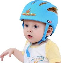 ESUPPORT Baby Adjustable Safety Helmet