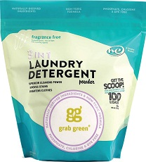 Grab Green Natural 3-in-1 Laundry Detergent Powder