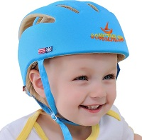 Huifen Baby Adjustable Safety Helmet