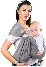 Keababies baby wrap ring sling