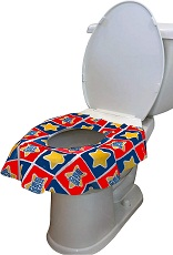 Mighty Clean Baby Toilet Seat Covers