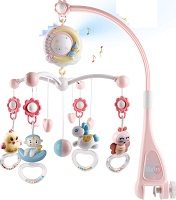 Mini Tudou Baby Musical Crib Mobile