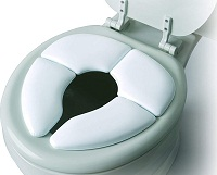Mommys Helper Padded Travel Potty Seat