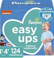 Pampers Potty Training Underwear