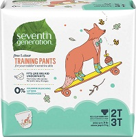 Seventh Generation Baby & Toddler Training Pants