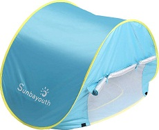 Sunba Youth Pop up Portable baby tent