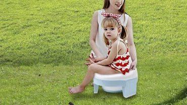 potty train