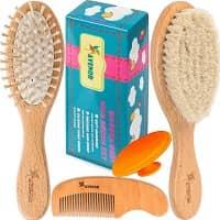 Baby Hair Brush Comb Set