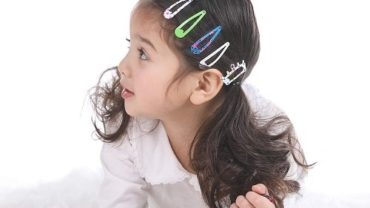 best baby hair clips