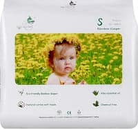 ECO BOOM Baby Bamboo Biodegradable Disposable Diapers