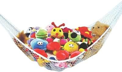 Enovoe Stuffed Animal Toy Hammock