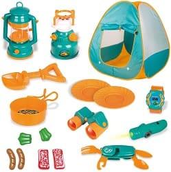 FUN LITTLE TOYS Kids Play Tent