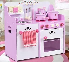Honey Joy Kitchen Playset