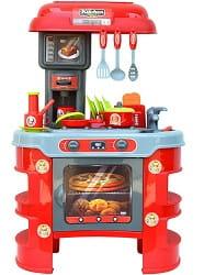 Jimmys Toys Kids Play Kitchen Set