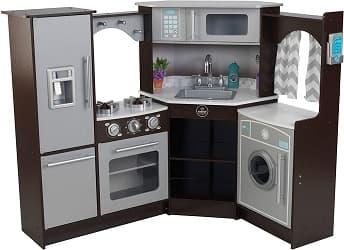KidKraft - Ultimate Corner Play Kitchen Set