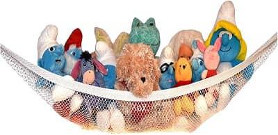 Kidde Time Stuffed Animal Toy Hammock