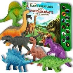 Lil Gen Dinosaur Toys