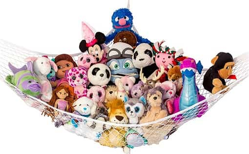 Lillys Love Stuffed Animal Storage Hammock