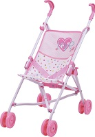 Love Heart Doll Umbrella Stroller