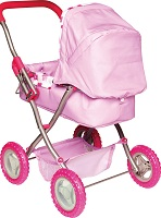 Manhattan Toy Stella Collection Baby Doll Buggy