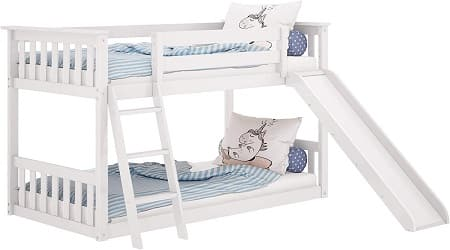 Max Lily Solid Wood Bunk Bed