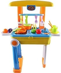 O.B Toys Gift - Little Chef Kitchen Table Toy Set
