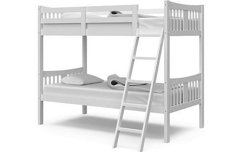 Storkcraft Caribou Solid Hardwood Bunk Bed