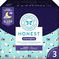 The Honest Company Club Box Overnight Baby Diapers