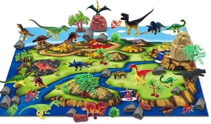 Toy Velt Dinosaur Playset