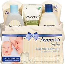 Aveeno Baby & Mommy Essential Daily Care Gift Set