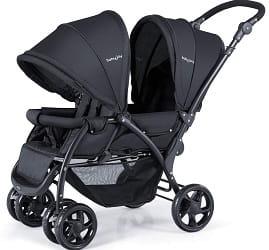 BABY JOY Double Baby Stroller